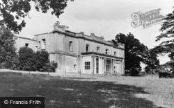St Peter's School, Harefield House c.1960, Lympstone