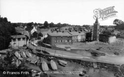 The Harbour c.1960, Lympstone