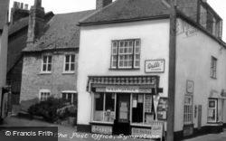 The Post Office c.1960, Lympstone