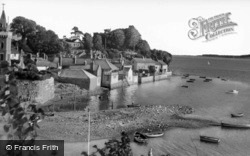 The River Exe c.1950, Lympstone