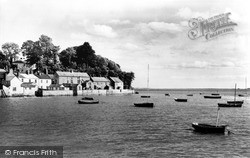 The River Exe c.1960, Lympstone