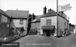 The Village c.1960, Lympstone