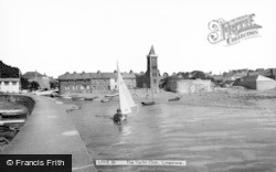 The Yacht Club c.1960, Lympstone