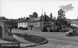 Ye Olde Saddlers Arms c.1960, Lympstone