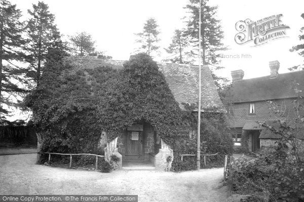 Haslemere, Lynchmere Schools 1899