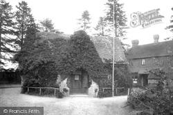 Lynchmere, Lynchmere Schools 1899, Linchmere