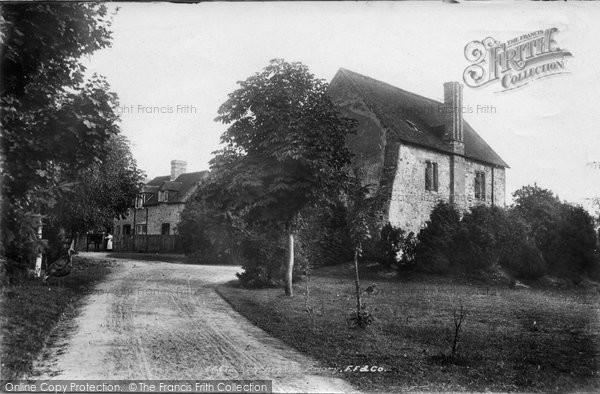 Photo of Lynchmere, Shulbred Priory 1899