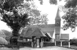 Lynchmere, St Peter's Church 1907, Linchmere