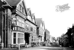 Crown Hotel 1897, Lyndhurst