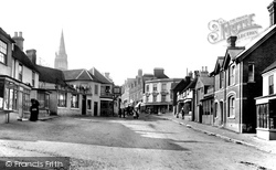 High Street 1897, Lyndhurst