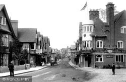 High Street 1908, Lyndhurst