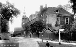 King's House 1904, Lyndhurst