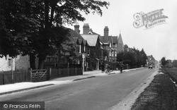Southampton Road 1934, Lyndhurst