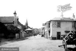 Stag Inn 1890, Lyndhurst