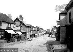 Street 1890, Lyndhurst