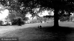 Swan Green c.1955, Lyndhurst