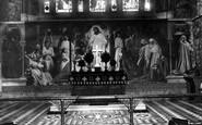 Lyndhurst, the Church Fresco 1891