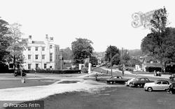 The Grand Hotel c.1955, Lyndhurst