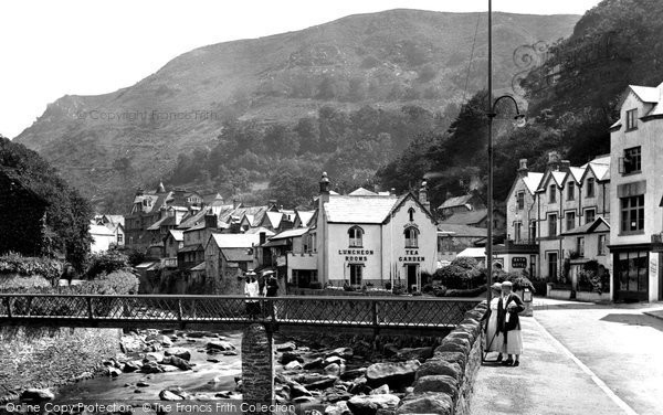 Photo of Lynmouth, 1920