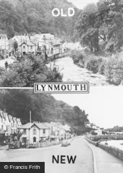Lynmouth, 1950-1955