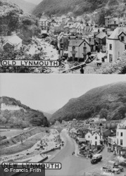 1950-1960, Lynmouth