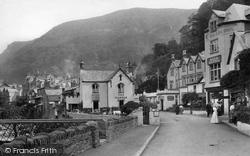 Bath Hotel 1911, Lynmouth