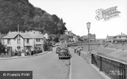 c.1955, Lynmouth
