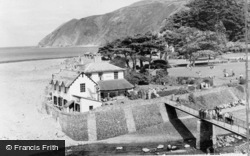Lynmouth, c.1960