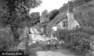 Lynmouth, Cherry Bridge 1907