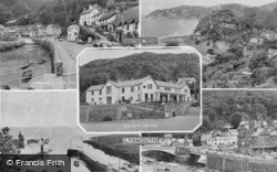Composite c.1955, Lynmouth