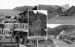 Composite c.1965, Lynmouth