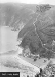 Lynmouth, Countisbury Hill 1911