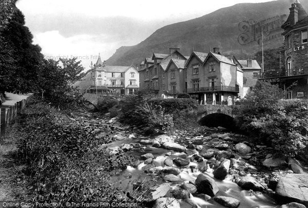Lynmouth, East and West Lyn 1911