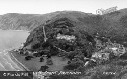 From Fairholm c.1950, Lynmouth