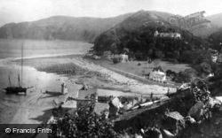 General View c.1930, Lynmouth
