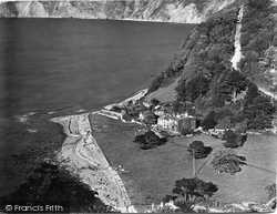 Manor House 1929, Lynmouth