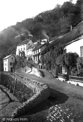 Mars Hill 1894, Lynmouth