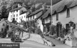 Mars Hill c.1960, Lynmouth