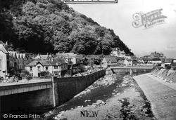New c.1950, Lynmouth