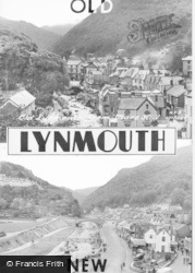 Lynmouth, Old And New c.1955