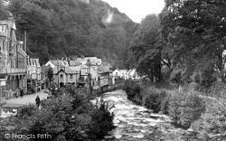 Old Lynmouth c.1950, Lynmouth
