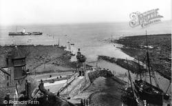 Lynmouth, Steamer 1911