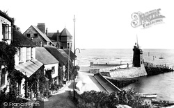 The Harbour 1899, Lynmouth