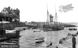 Lynmouth, The Harbour 1907