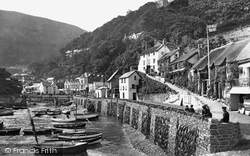 The Harbour 1911, Lynmouth