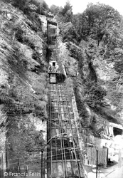 The Lift 1907, Lynmouth