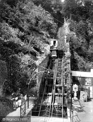 The Lift 1929, Lynmouth