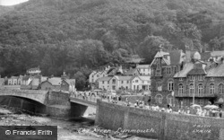 The River c.1955, Lynmouth