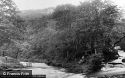 Lynmouth, Watersmeet 1866