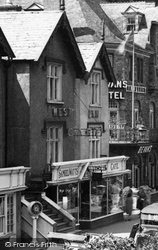 Lynmouth, West Lyn Cafe 1929